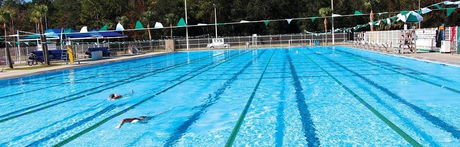 YMCA-pool
