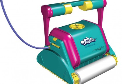 Dolphin Diagnostic 2001 Automatic Pool Cleaner