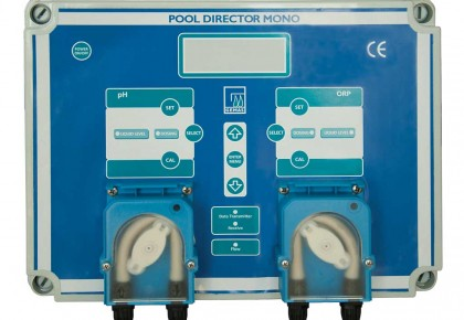 Gemas Pool Director. Automatic Ph And Cl (redox) Controller