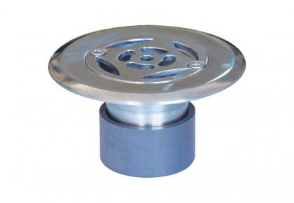 Stainless Steel Floor Inlet – Flow Regulable