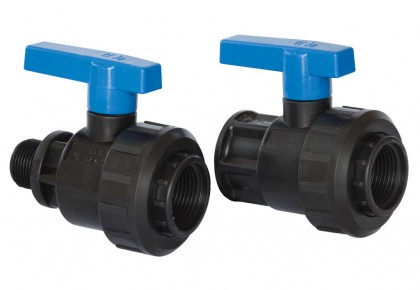 Pp Mini Irrigation Valve