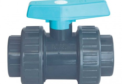 Ball Valves In Pvc Or Abs